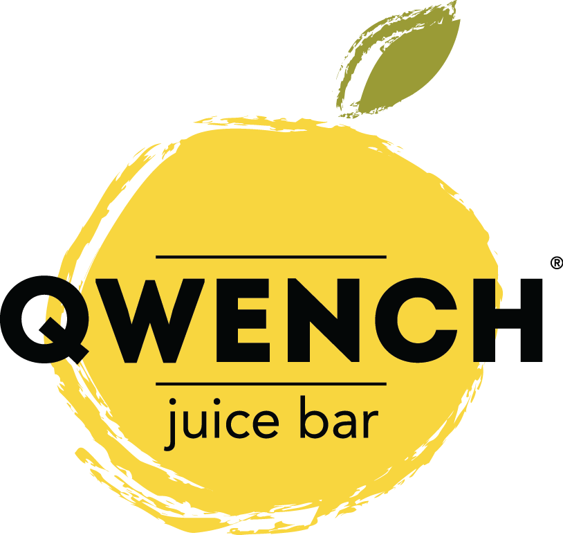 QWENCH Fresh Juice & smoothie Logo